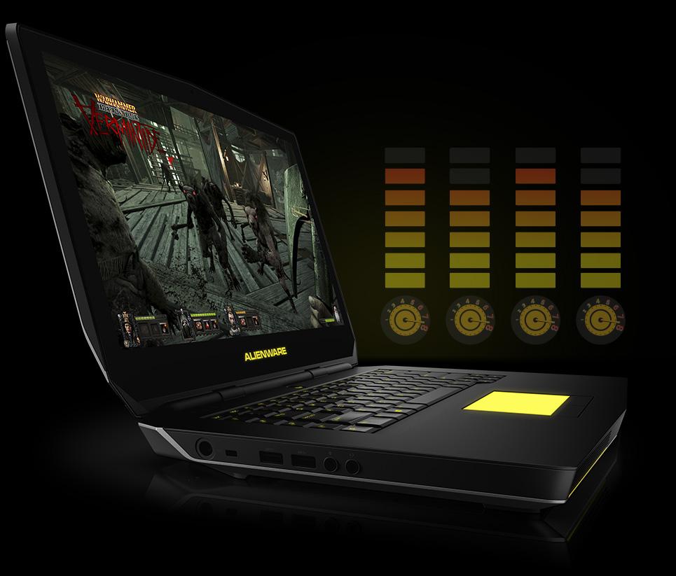 Dell Alienware M17-R2 Core I7/ 8G/ 1TB/GTX970M 3G/17 3''FHD